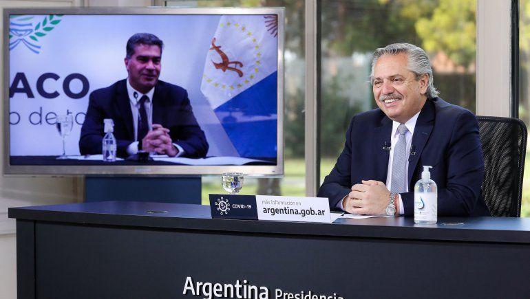 Alberto: Necesitamos empresarios que confíen y den trabajo