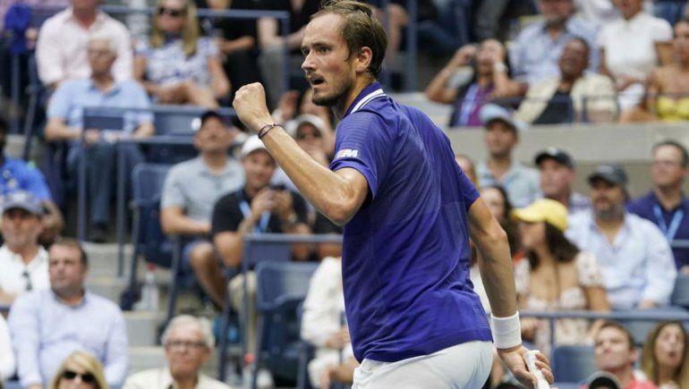 Nole dejaron hacer historia: Medvedev ganó el US Open