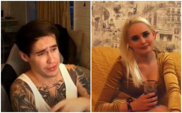 Youtuber encerró a su novia en el balcón: murió de frío y lo transmitió en vivo