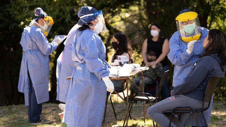El domingo comenzó con 144 nuevos contagios de coronavirus