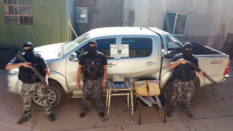 Crimen en Cutral Co: allanan seis viviendas y ubican a los presuntos asesinos de Romero