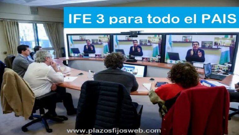 Los tres pagos del IFE significaron un gasto milmillonario para el ejecutivo nacional.