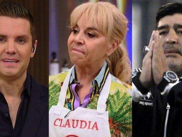 MasterChef y su emotivo mensaje a Claudia por la muerte de Diego