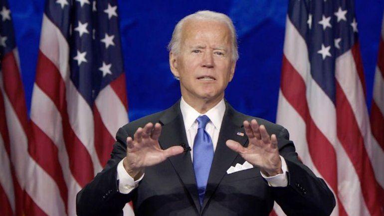 El comunismo es un sistema fallido, dijo Joseph Biden