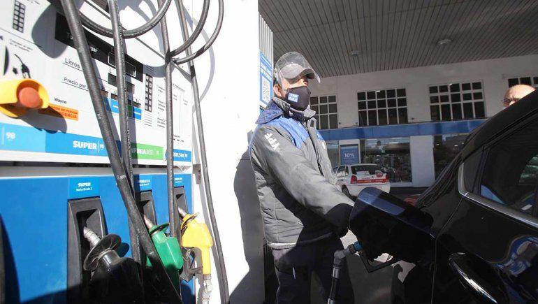 YPF subió sus combustibles nuevamente