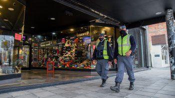 Ya suman 800 los policías que dieron positivo de coronavirus
