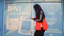 se podran retirar los dni nuevos durante el domingo de elecciones en neuquen