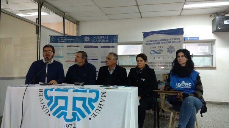 Científicos de la región denunciaron crisis presupuestaria