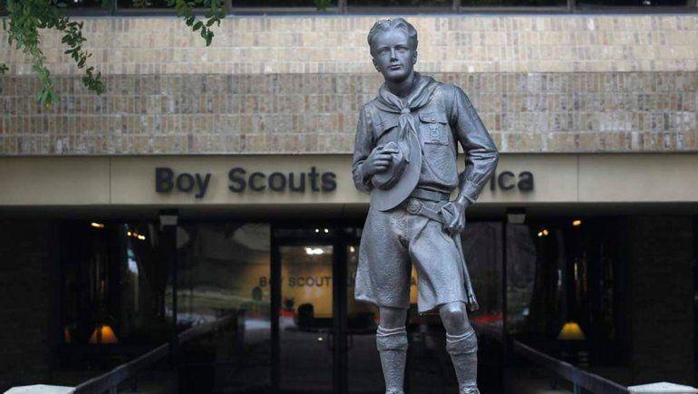 Boy Scouts de EE.UU. resarcirá a más de 60 mil víctimas de abuso