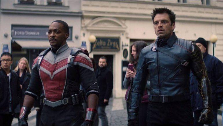 Disney Plus: Falcon y el Soldado de Invierno presentará un personaje de Marvel.