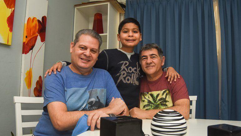 Una familia homoparental que demuele los prejuicios