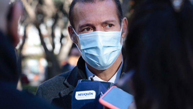Gutiérrez recorrerá obras en tres ciudades con funcionarios de Nación