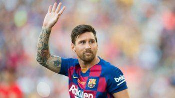 ¿Elde Messi será un saludo al Barcelona para irse al Inter?