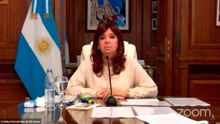Cristina pidió la nulidad de la causa del memorándum con Irán