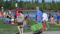 el 25% de los que visitan neuquen capital viene de vacaciones