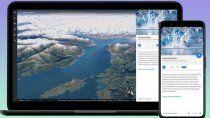 google earth te permite viajar en el tiempo y retroceder el reloj 37 anos