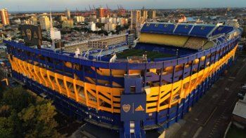La bombonera esta siendo evaluado para ser sede de la final de la Copa Libertadores 2021