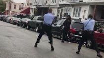 video: la policia mato a otro afroamericano en la calle