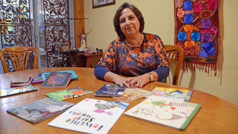 Escritora neuquina finalista del Nobel de literatura para chicos