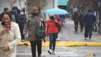 viento, lluvia y granizo: asi seguira el tiempo en neuquen