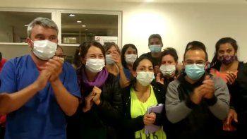 mediacion: cual fue la respuesta de los trabajadores de la salud