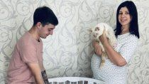 instagramer tuvo un bebe con el hijo de su marido