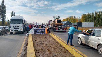 Salud de Río Negro realiza cortes intermitentes en el Tercer Puente
