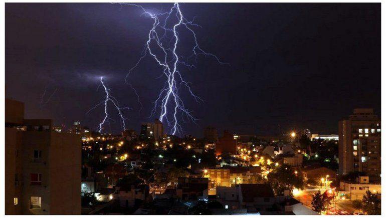 SMN: nueva alerta de tormenta en la región