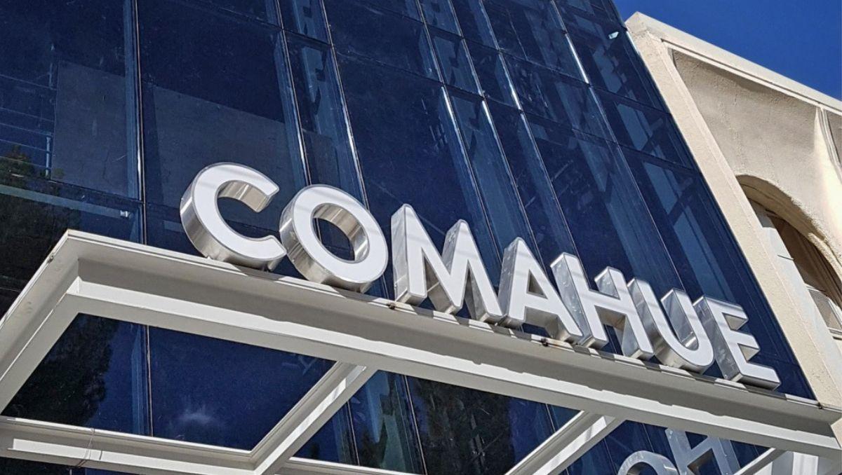 con un evento, inauguran el renovado hotel del comahue