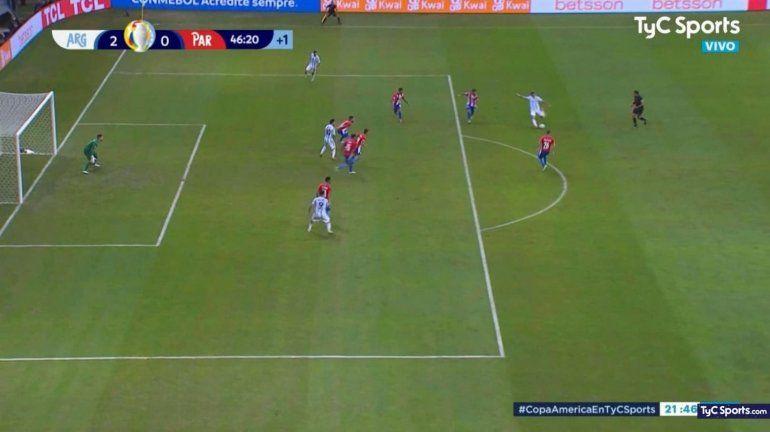 Se conocieron los audios de la polémica: el gol anulado por off side de Messi