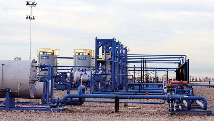 En Vaca Muerta hay shele oil y gas que aportan a la producción de Argentina.