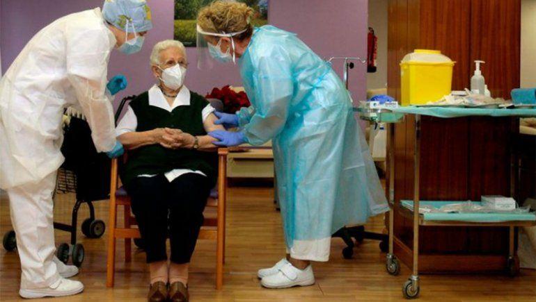 España registrará a todas las personas que no se vacunen