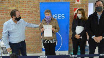 Neuquén ya tiene sus primeras jubiladas por cuidado de hijos