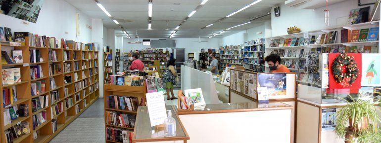 Para evitar el cierre, librería neuquina pondrá sus libros en liquidación