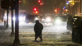 el huracan ida provoca inundaciones mortales en la zona de nueva york