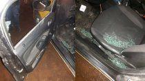 milagro: un ladron le disparo a un taxista y la bala le rozo la nuca