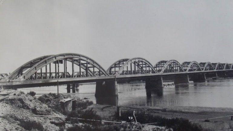 A 84 años de la inauguración del puente que une Neuquén y Río Negro