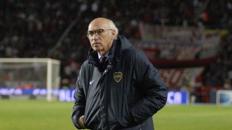 Bianchi tuvo un paso decepcionante en su tercera etapa como entrenador de Boca.