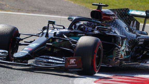 Lewis Hamilton consiguió su sexta pole position del año y la número 94 en la Fórmula 1. Además, ya ostenta el número récord en el Gran Premio de Italia.