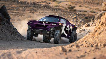 Lewis Hamilton trabaja en el cuidado del planeta y por eso decidió sumarse con su equipo a la Extreme E, categoría de SUV eléctricos que busca crea conciencia sobre el impacto del hombre en la tierra.