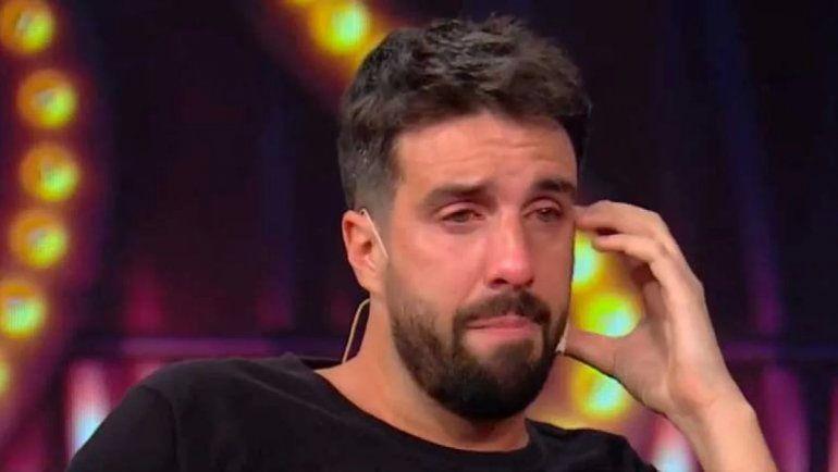 Flavio Azzaro confesó entre lágrimas que sufrió depresión