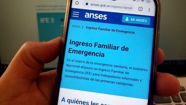 Alberto Fernández volvió a hablar sobre el IFE 4