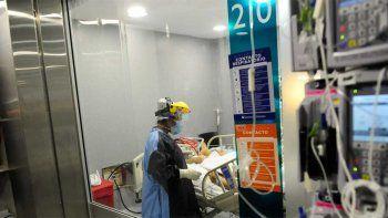 en argentina se sumaron 220 nuevas muertes por coronavirus