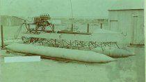 remigio boch, el inventor del primer hidrodeslizador