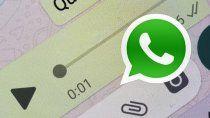 escucha las notas de voz de whatsapp antes de enviarlas con este truco