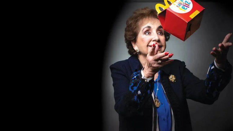 Murió Yolanda, la chilena que creó la Cajita Feliz