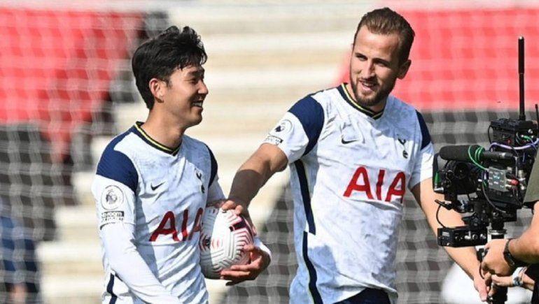 Tottenham rompe marca histórica en la Barcleys League