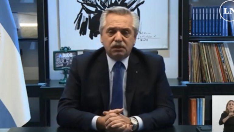 La explicación de Fernández ante el INADI, sobre su polémica frase