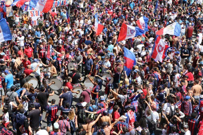San Lorenzo dio un gran paso para la vuelta a Boedo