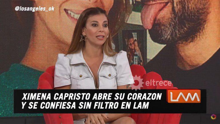 Capristo reveló quién es la mujer de los chats hot con Gustavo Conti
